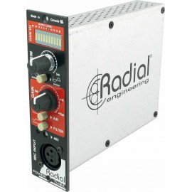 Radial POWER-TUBE