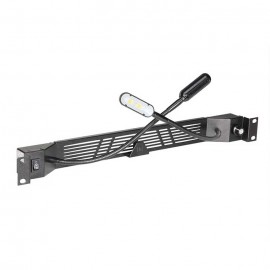 "Adam Hall 19"" Éclairage de Rack LED"