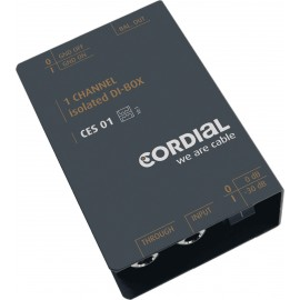 Cordial Boitier direct passif CES01