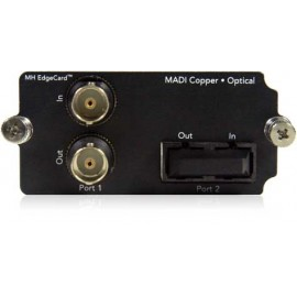 Metric Halo Madi 1Copper 1optical MH EdgeCard