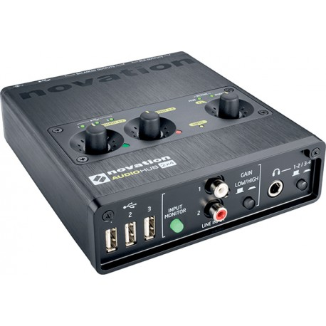 Novation AUDIOHUB-2X4