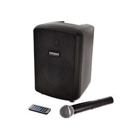 Definitive Audio RUSH ONE Enceinte Nomade + Micro HF