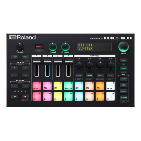 Roland MC101 GrooveBox