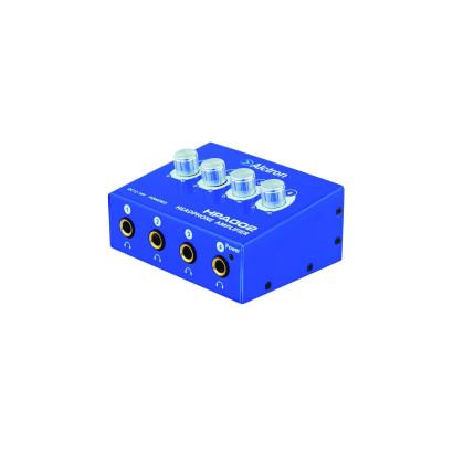 Power Studio HPA 002 Pré Ampli Casques Multi-Canaux