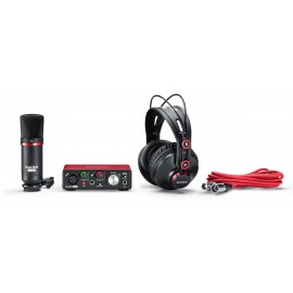Pack Carte Audio Micro Casque